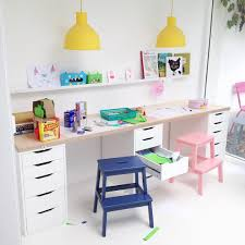 Ikea Kids Bedroom by Ikea Kids Desk Hack Girls Room Pinterest Ikea Kids Desk