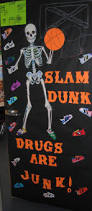 Halloween Door Decoration Contest 23 Best Door Decoration Images On Pinterest Red Ribbon Week