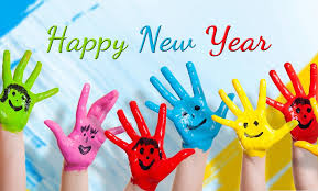 happy new year coloring pages 2018 free printable happy new