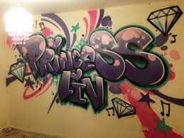Best Kids Bedroom Graffiti Images On Pinterest Teen Kids - Graffiti bedroom