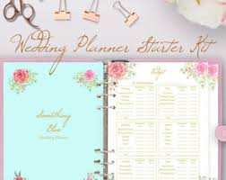 wedding checklist book wedding planner printable wedding planning binder a5 planner