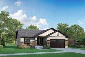 What Is A Rambler Style Home Floor Plans Lightyear Homes Utah Custom Home Builder