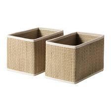 ikea home storage baskets ebay