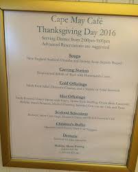 thanksgiving dinner orlando review thanksgiving weekend at walt disney world touringplans