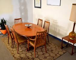 Teak Dining Room Furniture Teak Dining Table Etsy