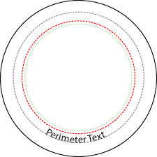 1 Inch Circle Template by 1 Inch Button Maker