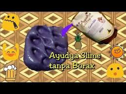cara membuat slime menggunakan lem fox tanpa borax cara membuat slime tanpa frizer borax deterjen youtube