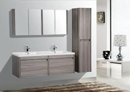 750mm Wall Hung Vanity Labrador Maple Grey Double Sink Wall Hung Bathroom Vanity Vanities