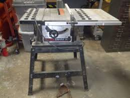 skil 10 inch table saw cal auctions bid now