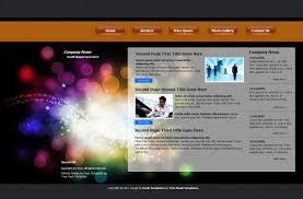 flash website template free free web templates dreamwaver free web templates wordpress