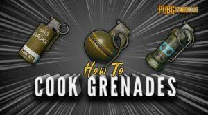 how to cook a grenade in pubg instructions for pc and xbox