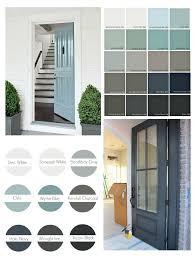 Most Popular Gray Paint Colors Best 25 Front Door Paint Colors Ideas On Pinterest Front Door