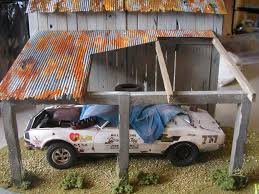 Muscle Car Barn Finds Grumpys Toy Barn Find Muscle Cars Modeling Subjects Scale