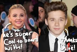 justin bieber and chlo grace moretz dating what if chloë grace moretz opens up about her skateboarding buddy brooklyn