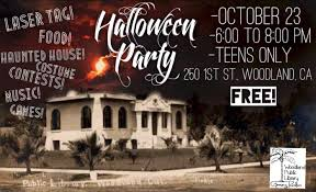 Haunted House Halloween Party by 8 Things To Do This Halloween Season In Woodland Visit Woodland