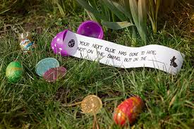 fillable easter eggs how to do an easter egg hunt party delights