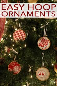101 days of easy hoop ornaments your way