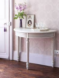amusing small half moon tables 74 with additional home decorating