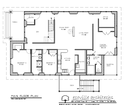 Townhouse Building Plans First Floor Superb Sample House Plans 1 House Floor Plan Examples