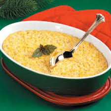 baked corn pudding recipe taste of home
