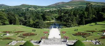 visit ireland u0027s most beautiful and scenic gardens powerscourt gardens