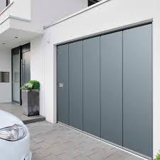 hormann sezionali porte sezionali laterali per garage in acciaio galvanizzato