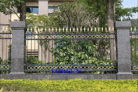 iron fence panels iron pool fence beautiful ideas used wrought