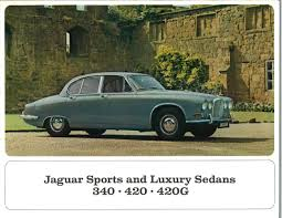 one year of grace space and pace 1967 jaguar sedans bro