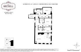 Floor Plan Shower Symbol by The Whitwell