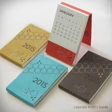design wall calendar 2015 26 modern calendars for 2015 design milk