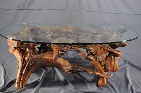 custom driftwood coffee table by driftwood decor custommade com