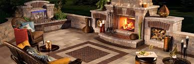 Unilock Fireplace Kits Price Unilock Alsip Home U0026 Nursery