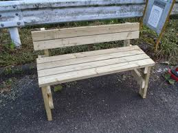 my corner of japan 2x4 bus bench