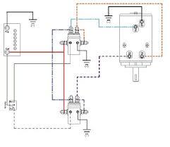wiring diagram 10 easy set up winch solenoid wiring diagram winch