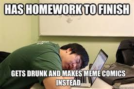 Drunk College Student Meme - th id oip ldb4etszujuin1xxs9jmjqhae7