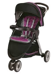 lavender jeep graco fastaction fold jogger click connect stroller walmart com