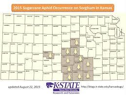 Kansas State University Campus Map by Sarah Zukoff Extension Entomology