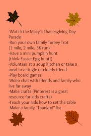 activities for thanksgiving day super mom the illusion november 2015