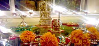 Decoration Themes For Ganesh Festival At Home by 19 Unique Diwali Decoration Ideas To Beautify Your Home One