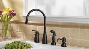 rubbed kitchen faucets delta bronze kitchen faucet best rubbed faucets