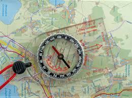 Compass Map Orientering U2013 Parc Régional St Bernard