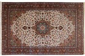 acquisto tappeti persiani tabriz 60 raj con seta policroma un classico tappeto