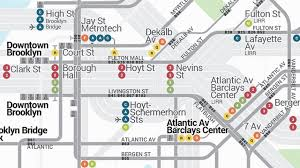 Interactive Nyc Subway Map by New York U0027s Holy Grail Transit Map Is Here The Bus And Subway In