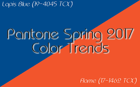 pantone color forecast 2017 color trends design your lifestyle