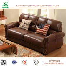 Soft Leather Sofa China New Italy Modern Sectional Genuine Nappa Soft Leather Sofa
