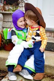 Toy Story Halloween Costumes 25 Sibling Halloween Costumes Ideas Brother