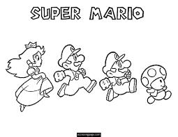 good coloring pages super bros bowser jr print mario brothers