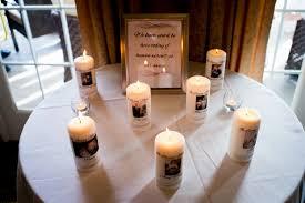 Wedding Memorial Bobbins Of Basil Wedding Memorial Candles