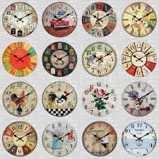 online buy wholesale shabby chic clocks from china shabby chic