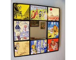 Wizard Of Oz Bedroom Decor Wizard Of Oz Art Etsy